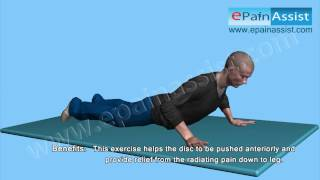 Exercise For Bulging Disk In Lower Back, Lumbar Disc Bulge Exercise