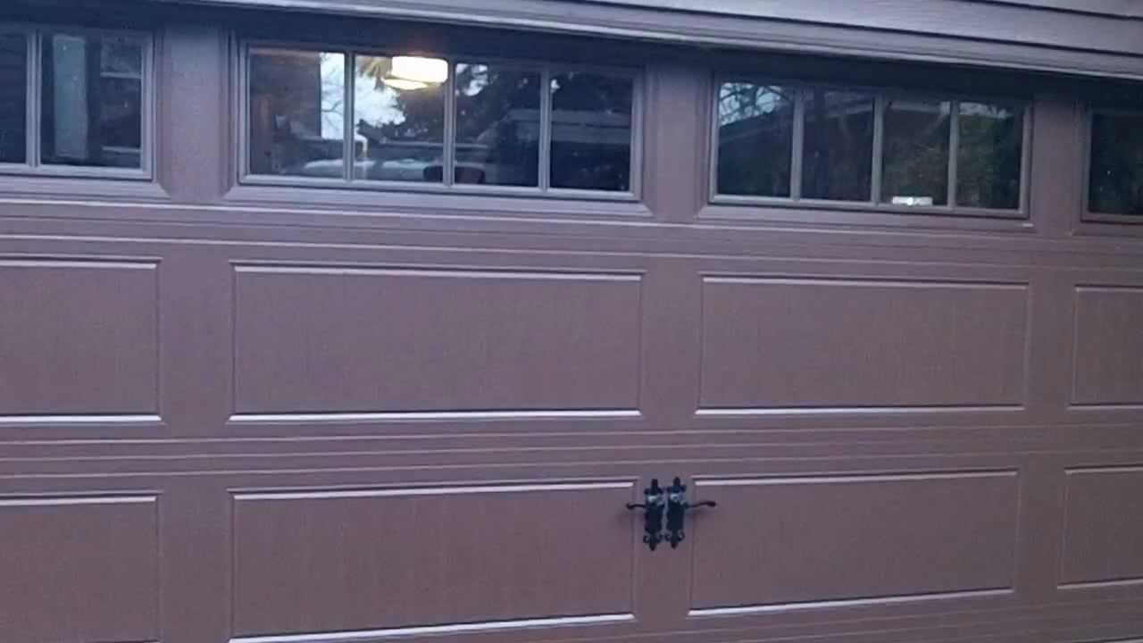 Model 3640 Garage Door a Door Link Model 3640 we