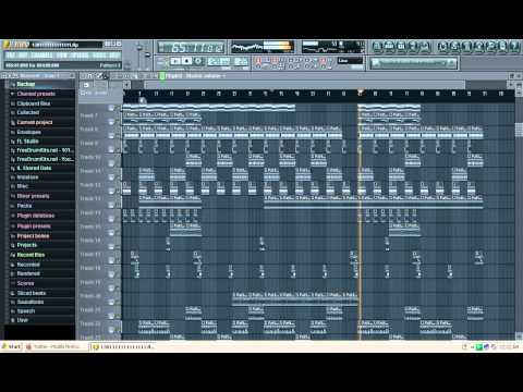 2013 New Fl Studio Rap Beat (fl Studio) video