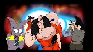 Budget Ballzzz Episode 04 Ultra TrickStinks Dragon Ball Super Parody