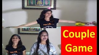 One Minute Funny Couple Game | Game For Kitty/Family Parties