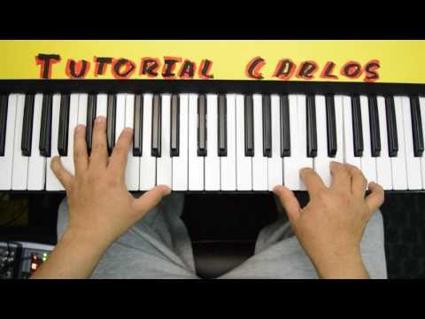 Que tu espiritu Descienda Emir Sensini - Tutorial Piano Carlos