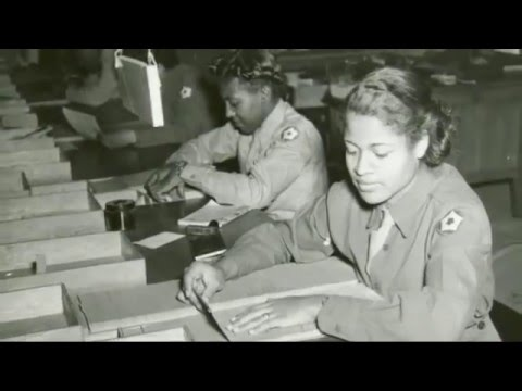 World War II: African American Women in the Military