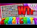 "Minecraft CRAZY CRAFT 3.0 SMP - ""CRAZIEST GLITCH I'VE EVER SE..."