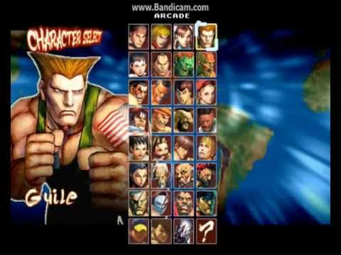 Super Street Fighter IV MUGEN By Ristar87