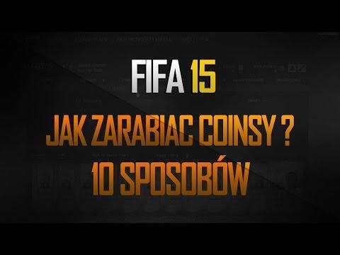 FIFA 15 ULTIMATE TEAM | JAK ZARABIAĆ COINSY - 10 SPOSOBÓW