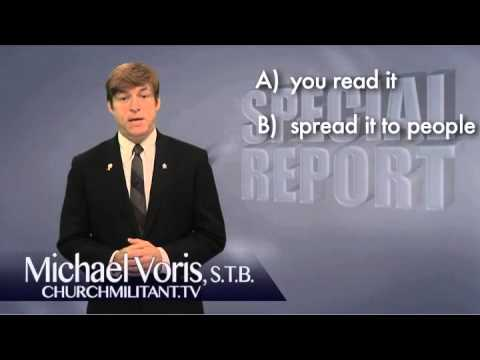 Special Report : Bp Paprocki & Same-sex 'marriage' video