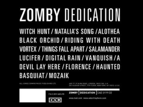 Zomby - Mozaik