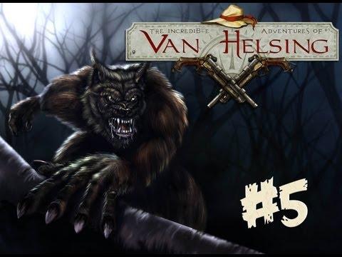 The Incredible Adventures of Van Helsing #5 Прохождение