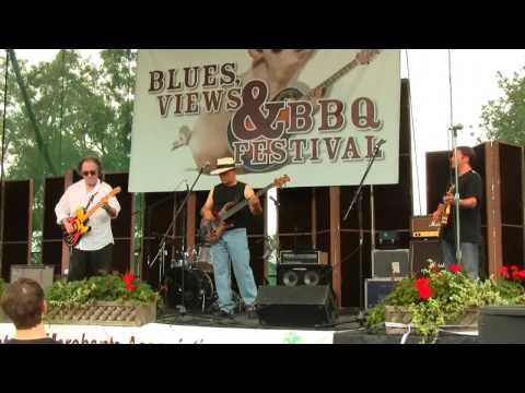 Arlen Roth Band, Blues, Views&BBQ Festival
