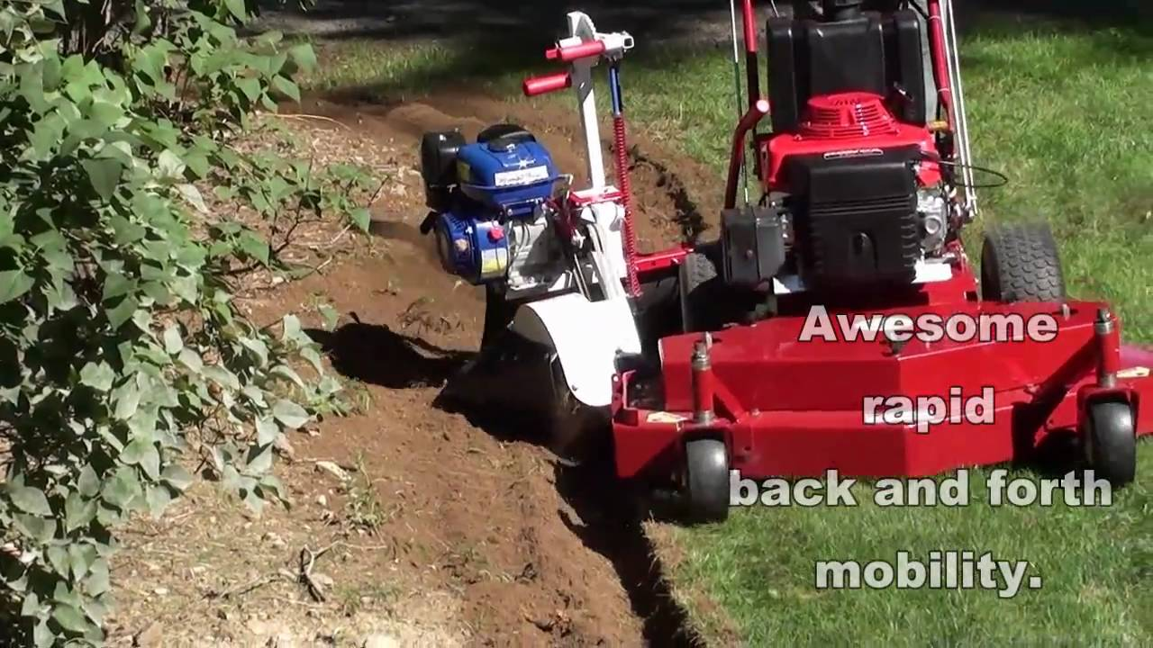 Bed Edger Sidehitcher S Combo Video Edging Bed Making