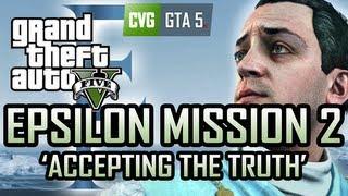 GTA 5 Epsilon Mission 2 - Accepting the Truth