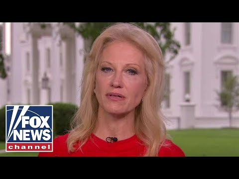 Conway: People are bending to the will of President Trump