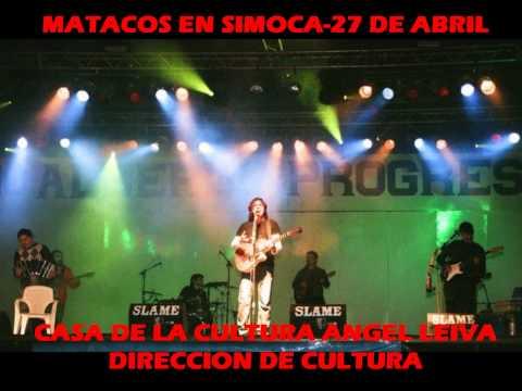 Matacos en Simoca