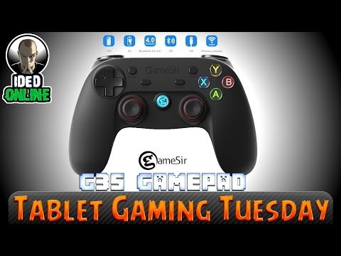 Gamesir G3S Gamepad - Tablet Gaming Tuesday (Bluetooth,Wireless, Android, IPhone, PC, PS3, VR)