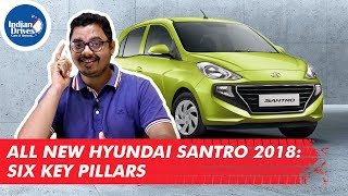 Six Key Pillars Of All New Hyundai Santro 2018