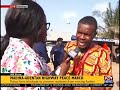 Police Form Blockade To Prevent Residents From Moving Further - AM Show on JoyNews (12-11-18)