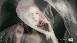 Portraits with a Plastic Dust Sheet: Take and Make Great Photography with Gavin Hoey