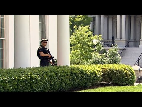 White House on Lockdown After Report of Shooting Nearby
