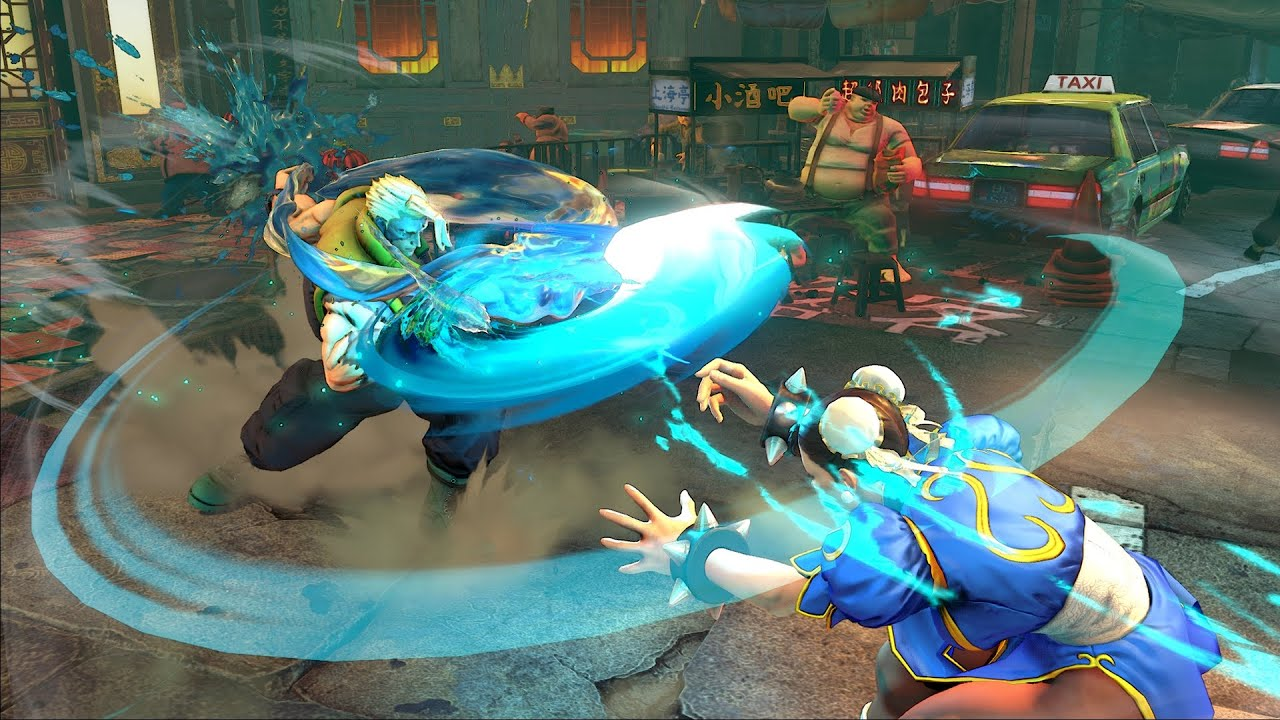 Street Fighter V chega antes de abril de 2016