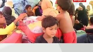 மியான்மரில் ரோஹிங்கியா இஸ்லாமியர்கள் மீது தாக்குதல்... 3000 பேர் கொல்லப்பட்டுள்ளனர்...