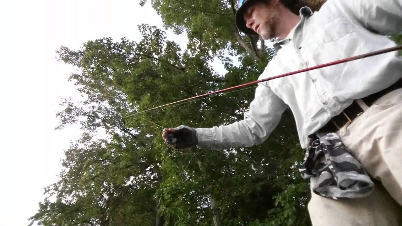 Bass fishing on Fishing creek  South Carolina  late summer  8 14 15