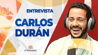 Entrevista a Carlos Durán