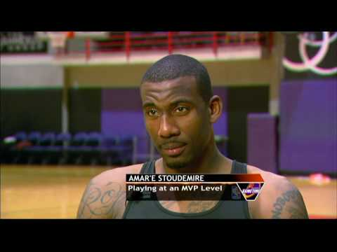 Amare Stoudemire Talks About Posterizing People Video