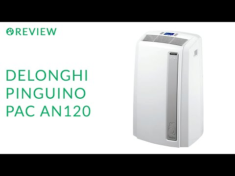 Review do Ar Condicionado Delonghi Pinguino PAC AN120