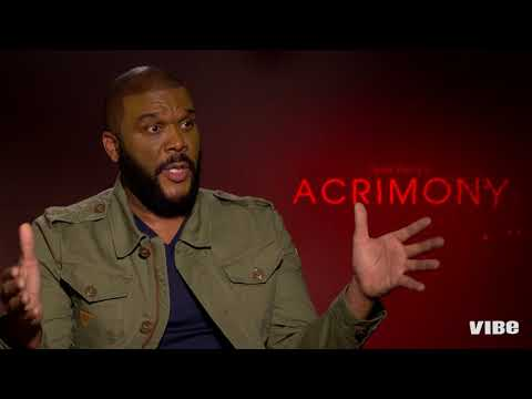 Tyler Perry On 'Acrimony,' Dating Past And Nina Simone | VIBE