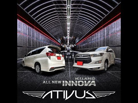 Body Kit Innova Model Ativus