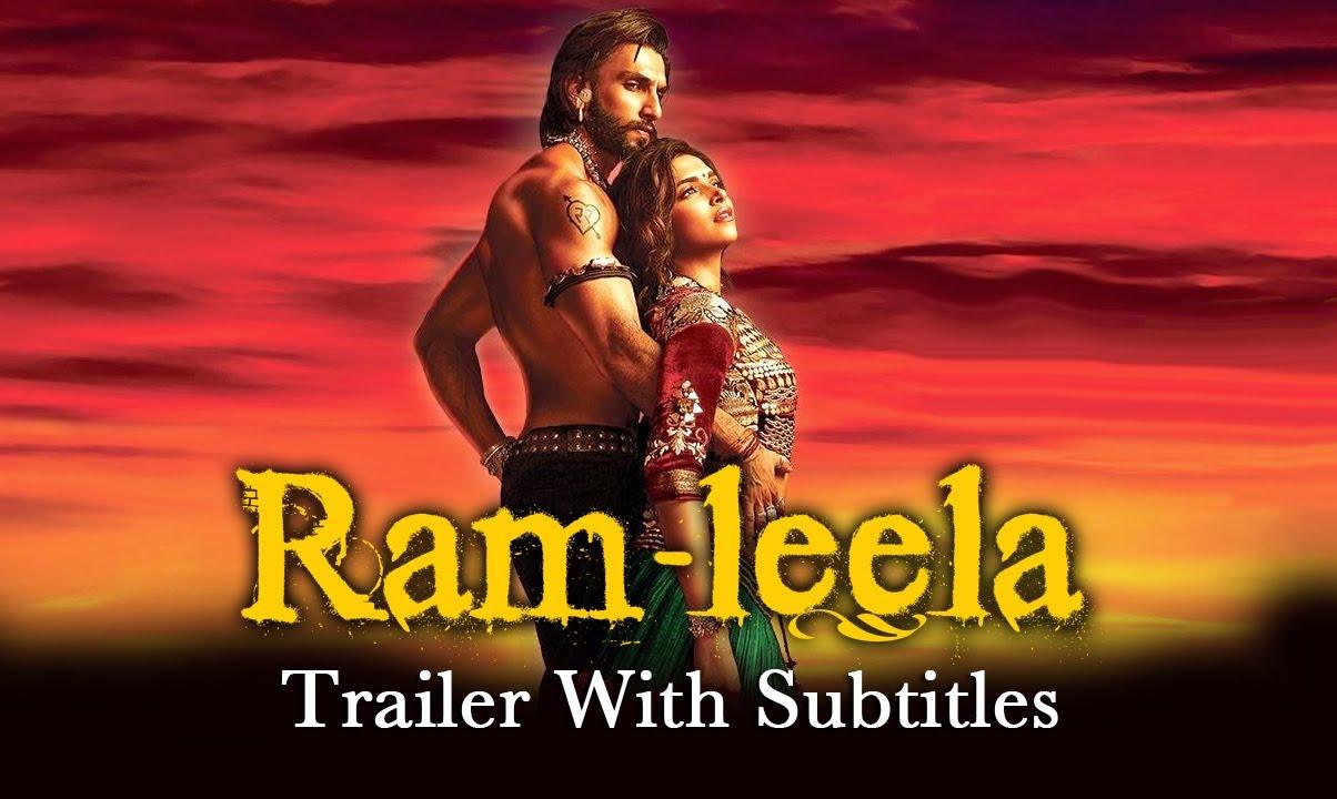 Goliyon Ki Raasleela Ram Leela Theatrical Trailer With