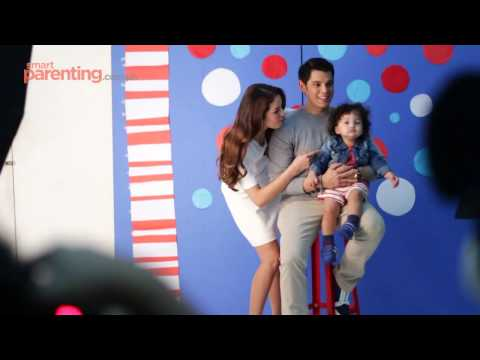 Sneak Peek: Behind The Scenes of Richard, Sarah and Baby Zion