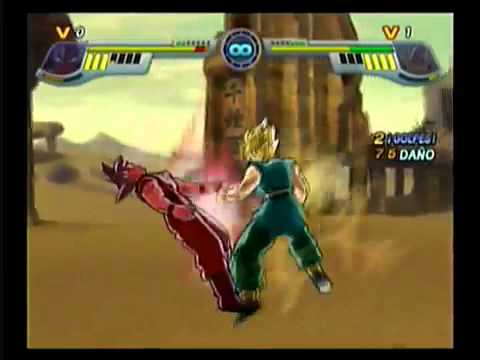 Dragon Ball Z Infinite World Version Latino *Goku vs Goku*
