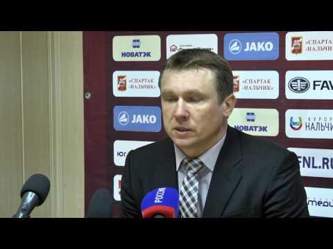 Талалаев Андрей Викторович - главный тренер ФК Тамбов