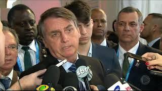 Bolsonaro assume presidência rotativa do Mercosul e promete modernizar o bloco