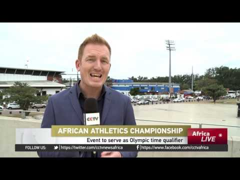 Africa's best athletes in Durban for athletics championship