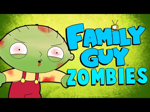 FAMILY GUY ZOMBIES ★ Call of Duty Zombies Mod (Zombie Games)