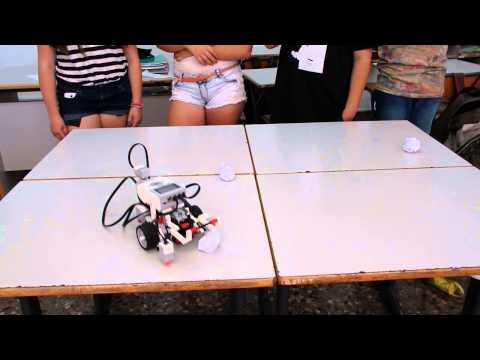 Robótica 1ºeso - Robot Educador 2