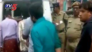 Cordon Search at New Raja Rajeswaripet in Vijayawada