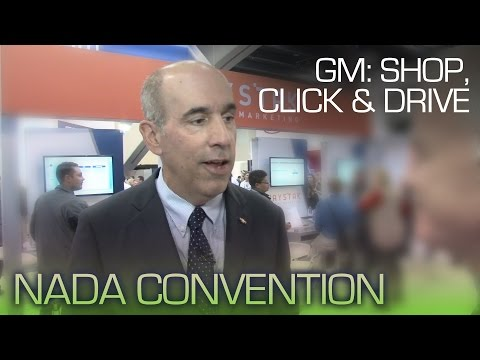 GM Courts Millenials with Shop-Click-Drive - NADA Convention 2015