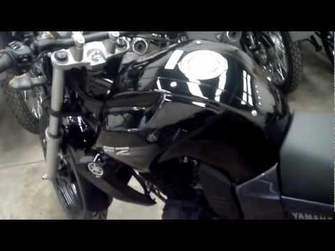 MOTOS M.R Yamaha FZ 16 2012
