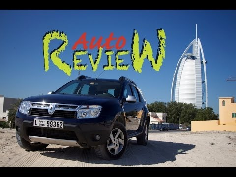 2014 Renault Duster (Dacia Duster) 2.0l 4x2 - Review by AutoReview - Dubai (Episode 3) - [ENG]