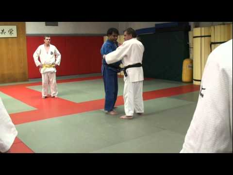 Yoko Gake Foot Sweep (2 of 2) Image 1