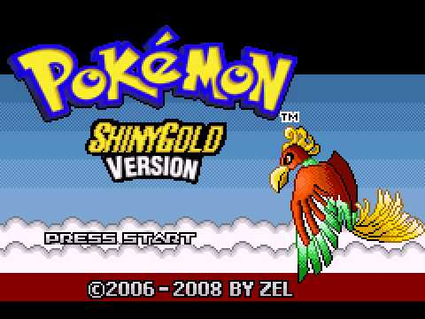 Pokemon Shiny Gold - Vizzed.com Play - User video