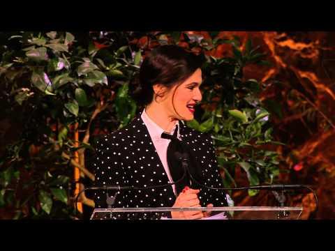Rachel Weisz at Variety's Power of Women New York