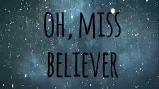 Twenty One Pilots - Oh, Ms Believer (Lyrics video)