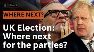 UK Election: What will happen to the parties?