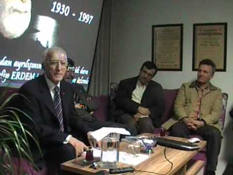 Genel Bşk.Yrd. Prof.Dr.Orhan Arslan Galip Erdemi Anlatıyor-2