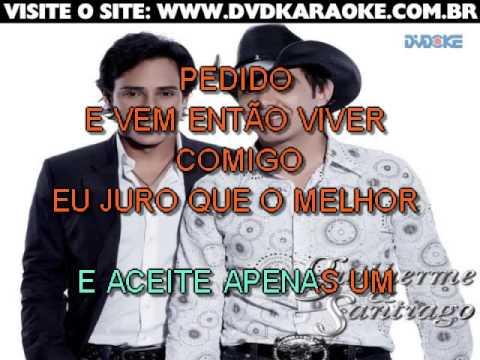 Guilherme & Santiago   É Pra Sempre Te Amar